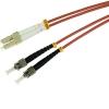 50/125 FC/UPC-LC/UPC duplex