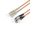 50/125 FC/UPC-SC/UPC duplex