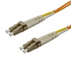 62,5/125 LC/UPC-LC/UPC duplex