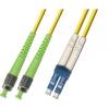 FC/APC-LC/UPC duplex