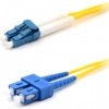 LC/UPC-SC/UPC duplex