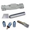 Муфты для кабелей с оболочками из свинца, алюминия или стали