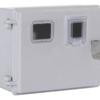 Шкаф учета универсальный 1 и 3-фазный малогабаритный ШУС-У(М)